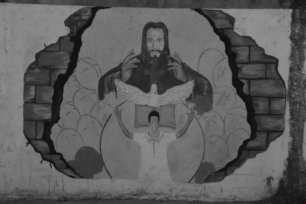 ちなみに、フィリピン人はほぼクリスチャンです。