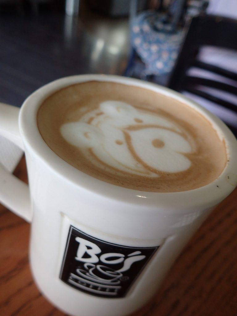 bos coffe