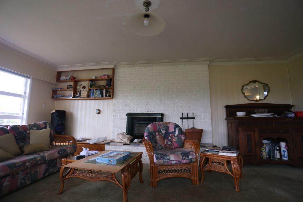 ニュージーランドの家
