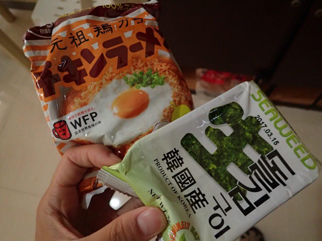 フィリピン留学・日本食